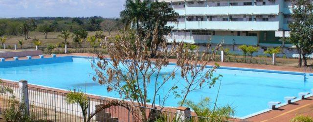 La piscina olímpica