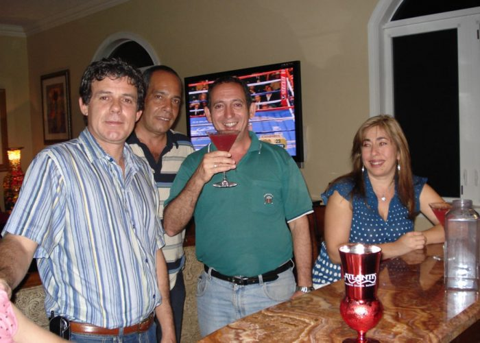 Graduación 3 – Miami 2007