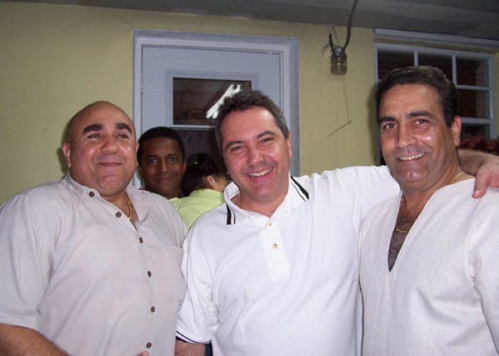 Graduación 4 – Platy en Miami 2005