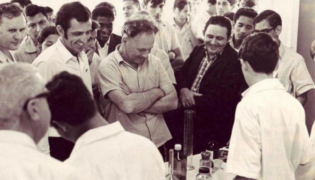 Visita del Ministro Sovietico