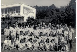 Graduación 4 – Sochy Campamento