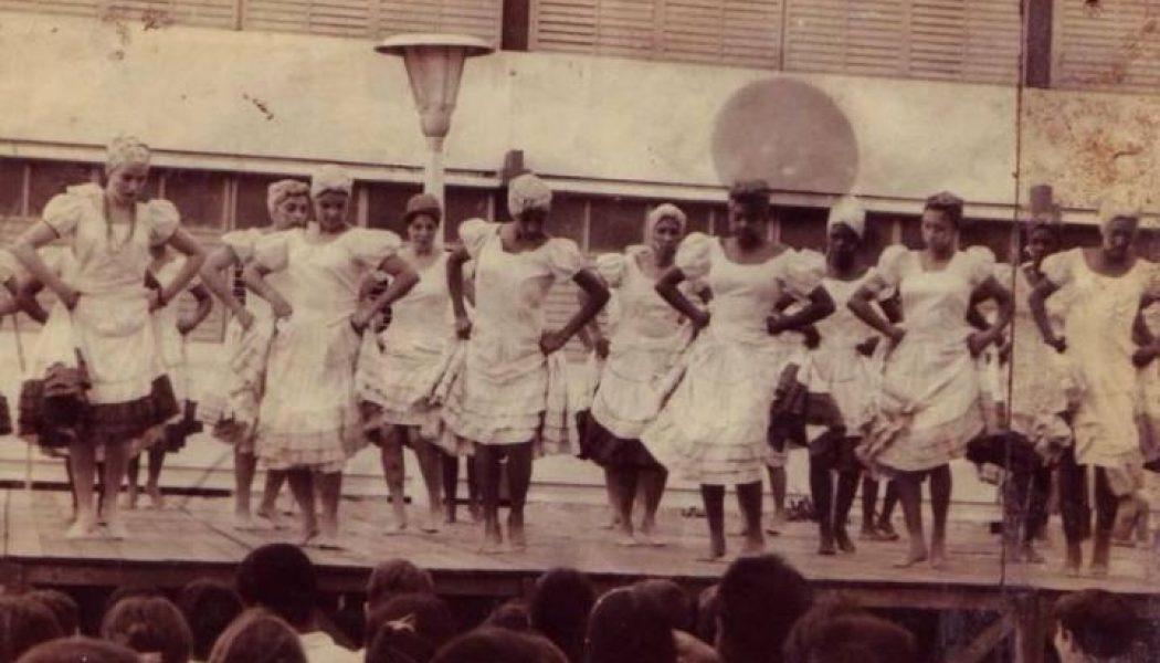 Manifestación Danza