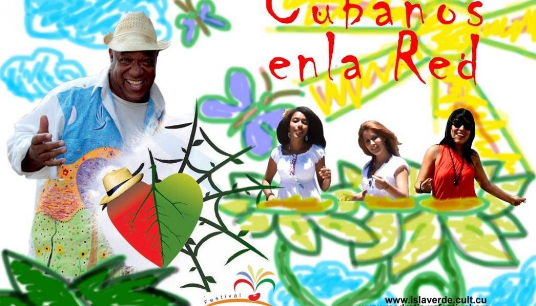 """Acerca del libro """"CUBANOS EN LA RED"""""""