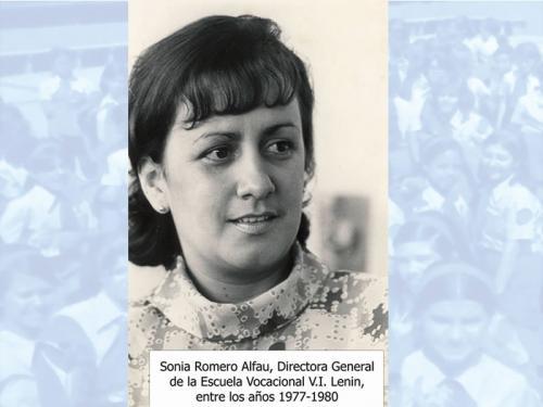 Sonia Romero