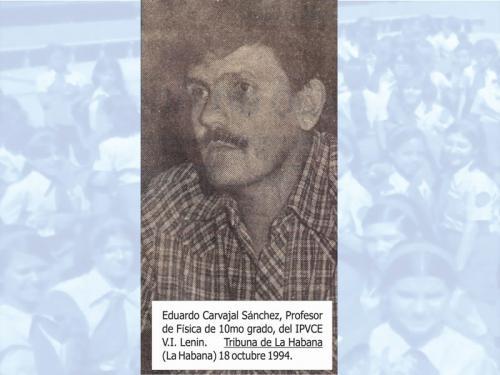 Eduardo Carvajal