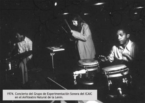 Grupo de experimentacion sonora