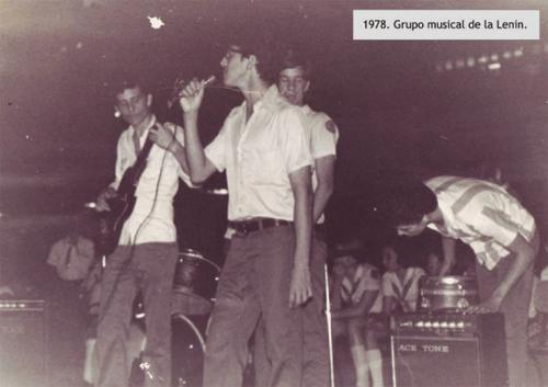 Grupo musical 1978